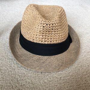 Steve Madden sun hat!
